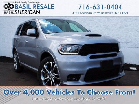 Pre-Owned 2020 Dodge Durango R/T