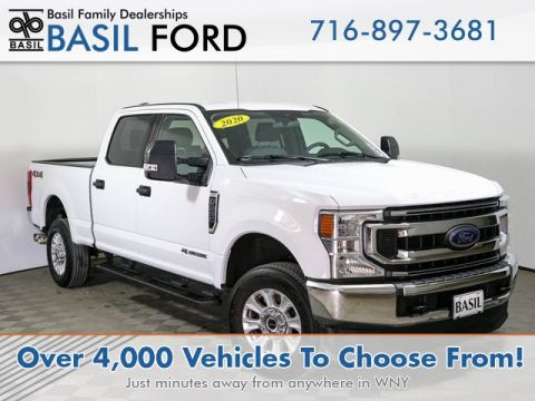 Pre-Owned 2020 Ford F-250SD XLT