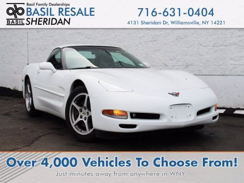 Pre-Owned 2000 Chevrolet Corvette
