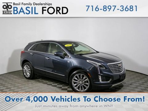 Pre-Owned 2019 Cadillac XT5 Platinum