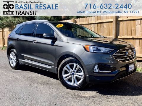Pre-Owned 2020 Ford Edge SEL