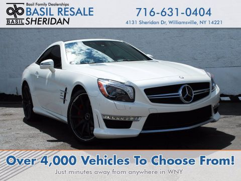 Pre-Owned 2016 Mercedes-Benz SL AMG® SL 63